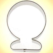 Snow Globe Cookie Cutter 3.5 in B1705 Foose Cookie Cutters - US Tin Plate Steel