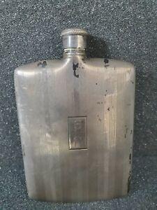 Napier Sterling Silver Flask