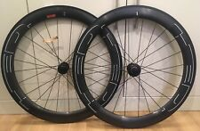 HED Jet 6 Plus clincher disc wheelset, tubeless, Shimano, pair, BRAND NEW