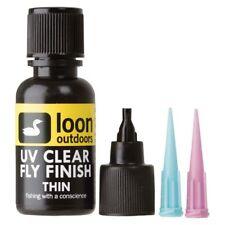 Loon UV Clear Fly Finish Thin (1/2 oz)