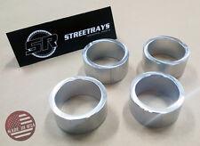 """StreetRays Yamaha Kodiak 350 400 450 700 ATV Complete 2"""" Lift Spacer Kit"""