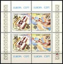 Turkey 1982 SG#MS2779 Europa MNH M/S Sheet #D40872