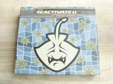 hard trance 2 CD techno REACTIVATE 11 *EX+* COMPILATION Pablo Gargano DJ Energy