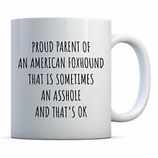 American Foxhound Gifts For Men And Women - American Foxhound Gift Mug