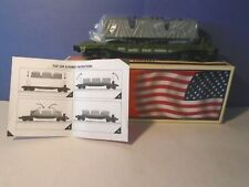 LIONEL 39393 US MARINES FLAT CAR W/ LOAD.. NEW IN THE BOX