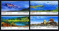 Briefmarken stamps timbres China 2010-23 Shangrila Tibet Buddhism comp. set of 4