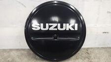 Suzuki Jimny, black spare wheel cover