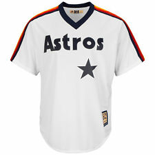 da1819e18ff Majestic Men s Houston Astros Nolan Ryan Cooperstown White Jersey XXL