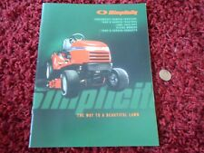 2005 SIMPLICITY LAWN MOWER BROCHURE Broadmoor Regent Legacy Conquest Lancer etc
