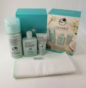 Liz Earle Your Daily Routine Skin Repair Kit for Normal/ Combination Skin NEW