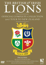 British and Irish Lions: Official Complete Collection 2017... DVD (2017) The