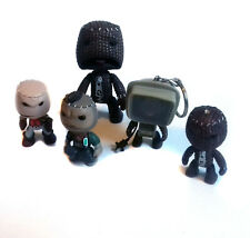 "Little Big Planet Sack Boy 3"" & smaller video game figures toy ps4, x box"