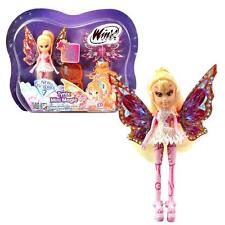 Winx Club - Tynix Mini Magic - Stella Poupée avec Transformation