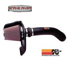 K&N COLD AIR INTAKE 2001-2007 CHEVY SILVERADO GMC SIERRA GAS 2500 HD 3500 6.0L