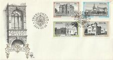 1984 SWA FDC cover Historic Buildings in Swakopmund