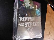 Ripper Street:The Complete Series 1-4 DVD SET,FREE SHIPPING, BRAND NEW.