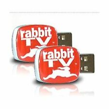 Rabbit TV USB Entertainment System (2 PACK) Free Shipping