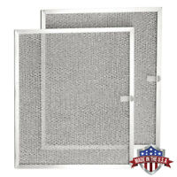 2-Pack Broan BPS1FA30 99010299 Range Hood Filter 11-3/4 x 14-1/4 3/8 Made in USA