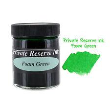 Private Reserve Ink Fountain Pen Bottled Ink, 50ml, Foam Green