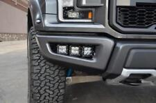 N-FAB LBM Bumper Mounts Multi-Mount System Textured Black For 2017 Ford Raptor