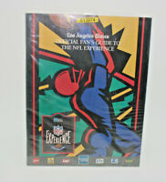 1993 Super Bowl XXVII Official Fans Guide To The NFL Experience