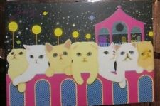 Korean Jetoy Choo Choo Cat Postcard/Invitation/Party Favor/PenPal 1pc