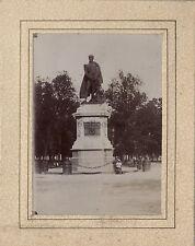 Nancy Statue de Drouot France Vintage citrate ca 1900