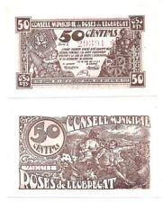 Billets d'Europe du Sud de l'Espagne