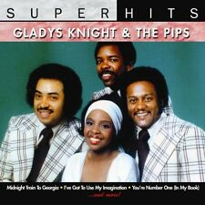 Gladys Knight, Gladys Knight & the Pips - Super Hits [New CD]