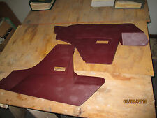 Vintage NOS 1971-74 Alfa-Romeo 2000 Spider,Spyder Center Consol Side Trim Panels
