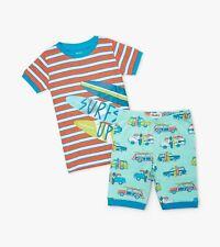 Hatley Surfs Up Organic Cotton Short Pyjamas