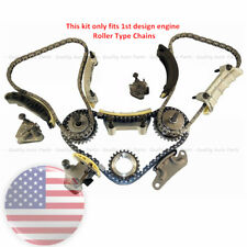 Timing Chain Kit Fit 04-06 Buick Cadillac CTS SRX STS Saab Suzuki 3.6L 2.8L DOHC