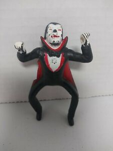 1978 vintage Ideal Scare Cycle Dracula on Coffin figure only RARE Monster