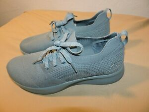 Skechers Mauve Shoes Bobs Women Sport Memory Foam Comfort Casual Soft Mesh 9.5 M