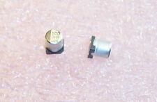 QTY (10)  100uf 4V 105' SMD ELECTROLYTIC EEVHB0G101R PANASONIC 5X5.8mm