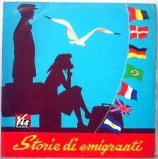 GIORDANO MAZZUCCA SCALZO MONGIBELLO STORIE DI EMIGRANTI LP 1964