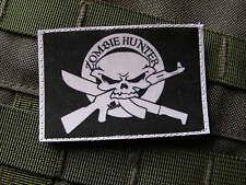 SNAKE PATCH - ZOMBIE HUNTER - machette AK 47 & HUMOUR ZOMBIE - zombiland
