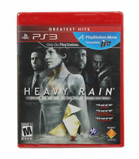 Heavy Rain - Director's Cut (Sony PlayStation 3, 2011)