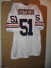 BEARS Butkus Jersey #51 Chicago Bears Dodger Original Throwback LARGE FREE SHIP