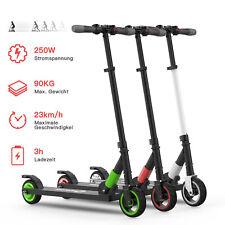 E-Scooter für Kinder Teens Klapproller Elektroroller Elektroscooter E-Roller
