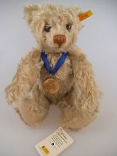 Steiff Teddy 661365 MBI UK 2004 30cm Made exclusively for Danbury Mint (879)