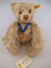 Steiff Teddy 661365 MBI UK 2004 30cm Made exclusively for Danbury Mint (879)