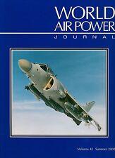 World Air Power Journal vol. 41 hardback (Sea Harrier) - New Copy
