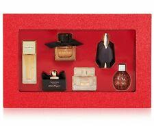 Macys 6 PC Fragrance/Perfume womens prestige Gift Set M K,Burberry,givenchy NEW