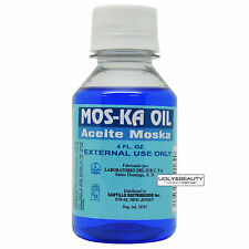 Mos-Ka Oil Aceite Moska 4 Fl. Oz.