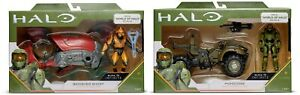 HALO INFINITE VEHICLE SETS BANISHED GHOST ELITE WARLORD MONGOOSE MASTER CHIEF