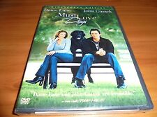 Must Love Dogs (DVD, 2005, Widescreen) Diane Lane, John Cusack NEW