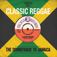 Various Artists : Classic Reggae: The Soundtrack to Jamaica CD 2 discs (2011)