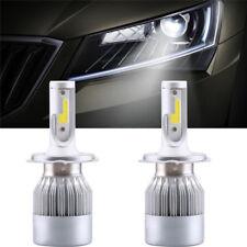 2PCS COB H4 C6 10800LM 36W LED Car Headlight Kit Hi/Lo Turbo Light Bulbs 60 MD