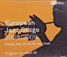 RADIO SHOW: EUROPEAN JAZZ STAGE 13/39 ZAPP STRING QUARTET, ROBERT ROOK, MORE